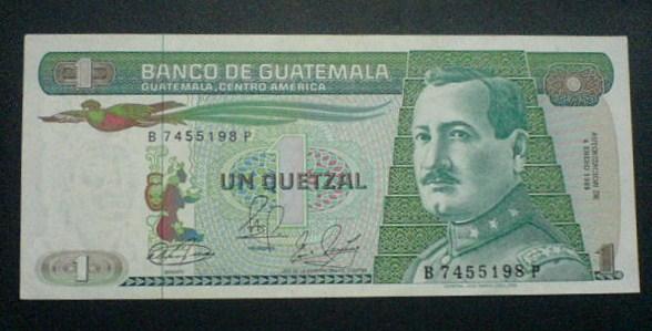 Quetzal De Guatemala