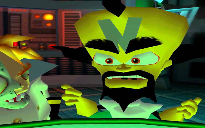 Crash Bandicoot iso