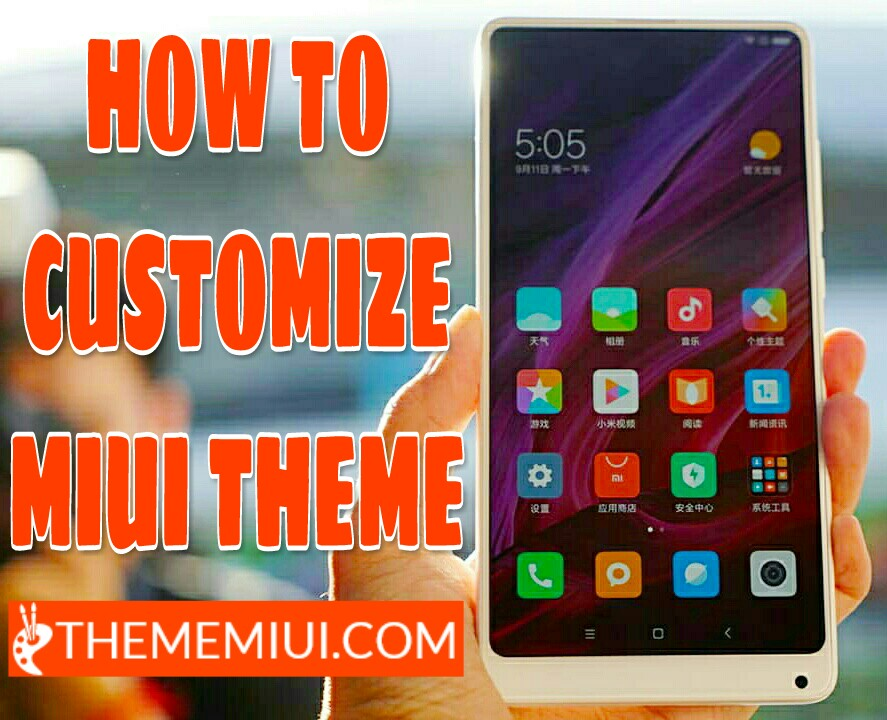 How to Customize MIUI Theme thememiui.com
