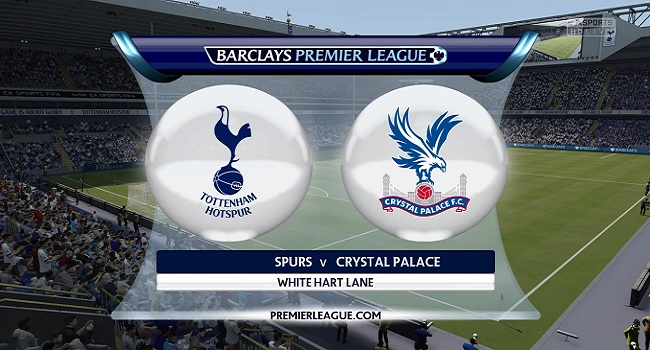 live streaming tottenham hotspur vs crystal palace 5 november 2017