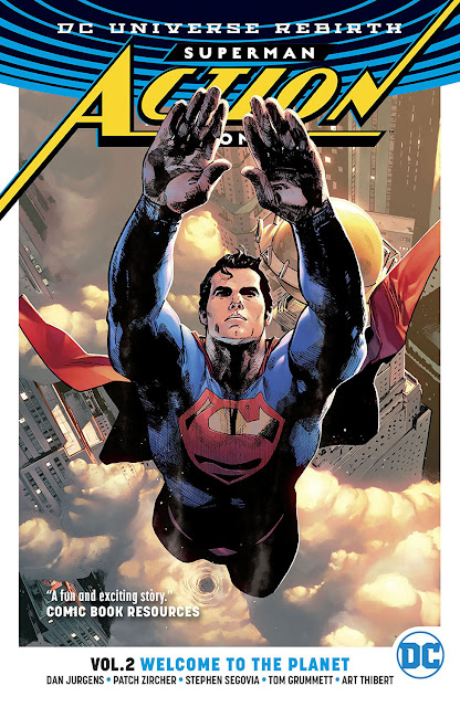 superman action comics rebirth