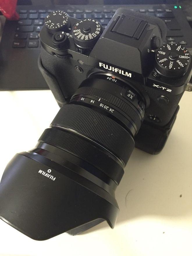 Фотокамера Fujifilm X-T2
