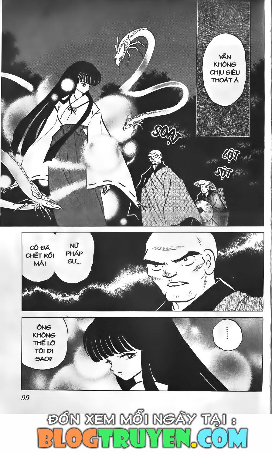 Inuyasha vol 08.6 trang 4