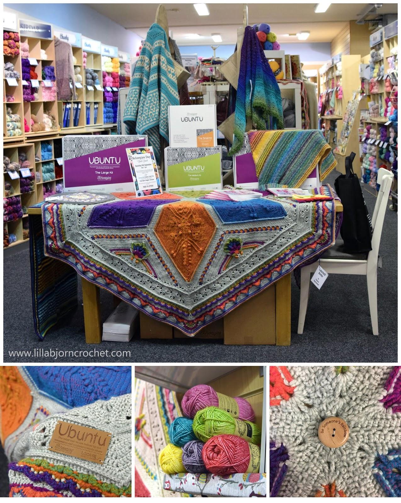 September 2018 | LillaBjörn's Crochet World