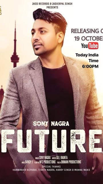 Future Lyrics - Sony Nagra