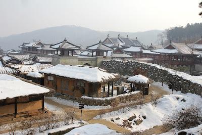 Hanok Village, Rumah Tradisional Korea Selatan