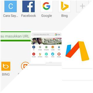 Aplikasi Browser Terbaik Android Super Cepat Dan Super Ringan