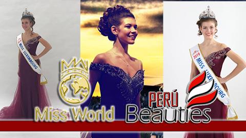 Mélanie Heynsbroek es Miss Luxembourg 2019