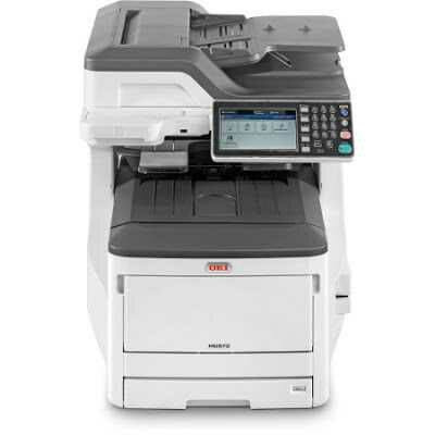 Image OKI C9850 Printer Driver