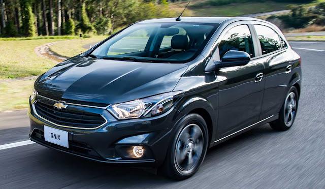 GM Onix 2018 melhora seu resultado no Latin NCAP e ganha 3 estrelas