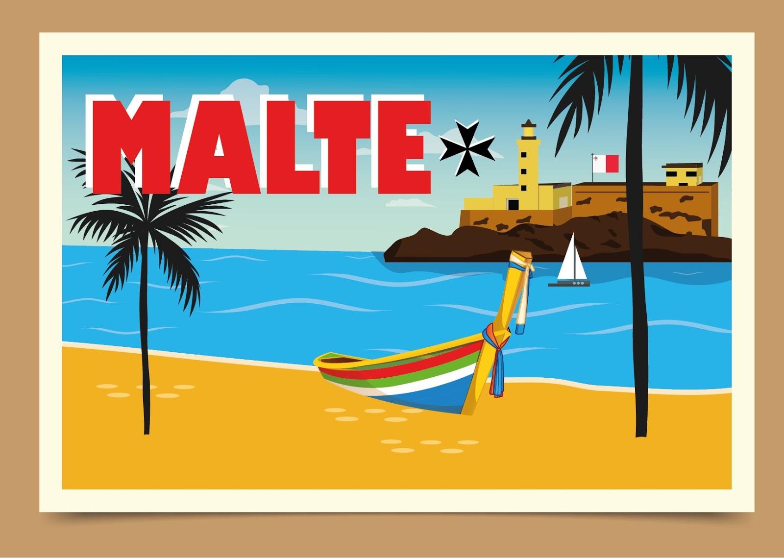My Travel Background : voyage à Malte #EmiMaltaTrip