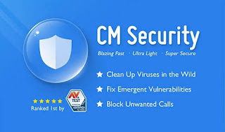 CM Security: Antivirus For Android Phones