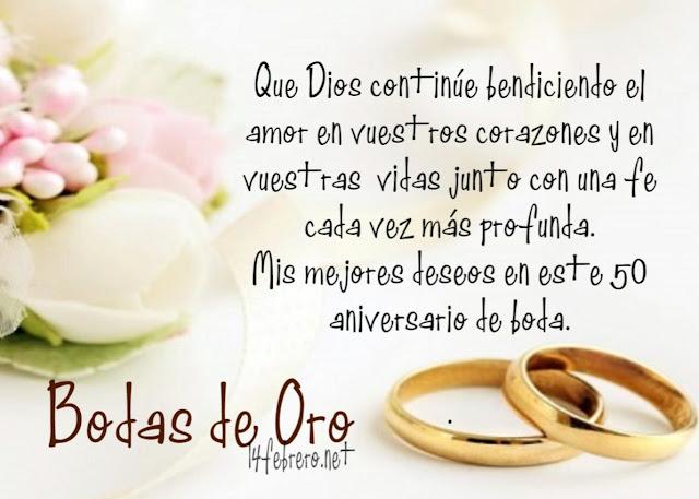 Mensajes De Feliz Aniversario De Bodas: Frases Cortas Para Dedicar En Bodas De Oro Frases Amor