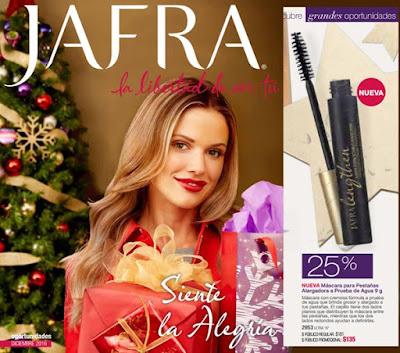 jafra catalogo diciembre 2016