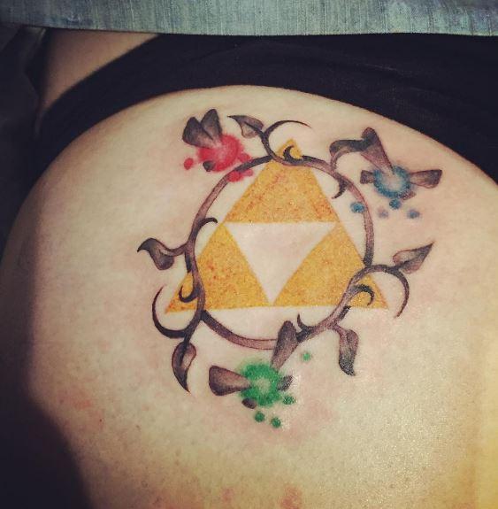 20 Cute Zelda Tattoos Ideas And Designs