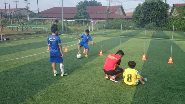 Trung tâm huấn luyện bóng đá tại TP Hồ Chí Minh