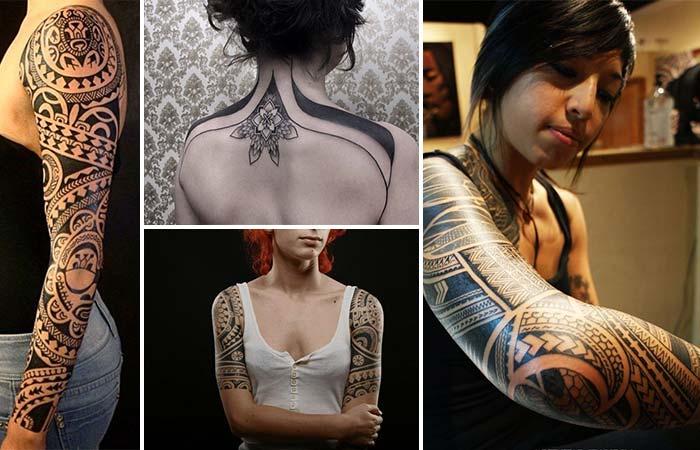 kadın maori tribal dövmeleri woman maori tribal tattoos