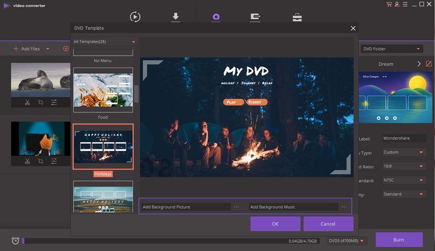Grabar Videos Wondershare Video Converter