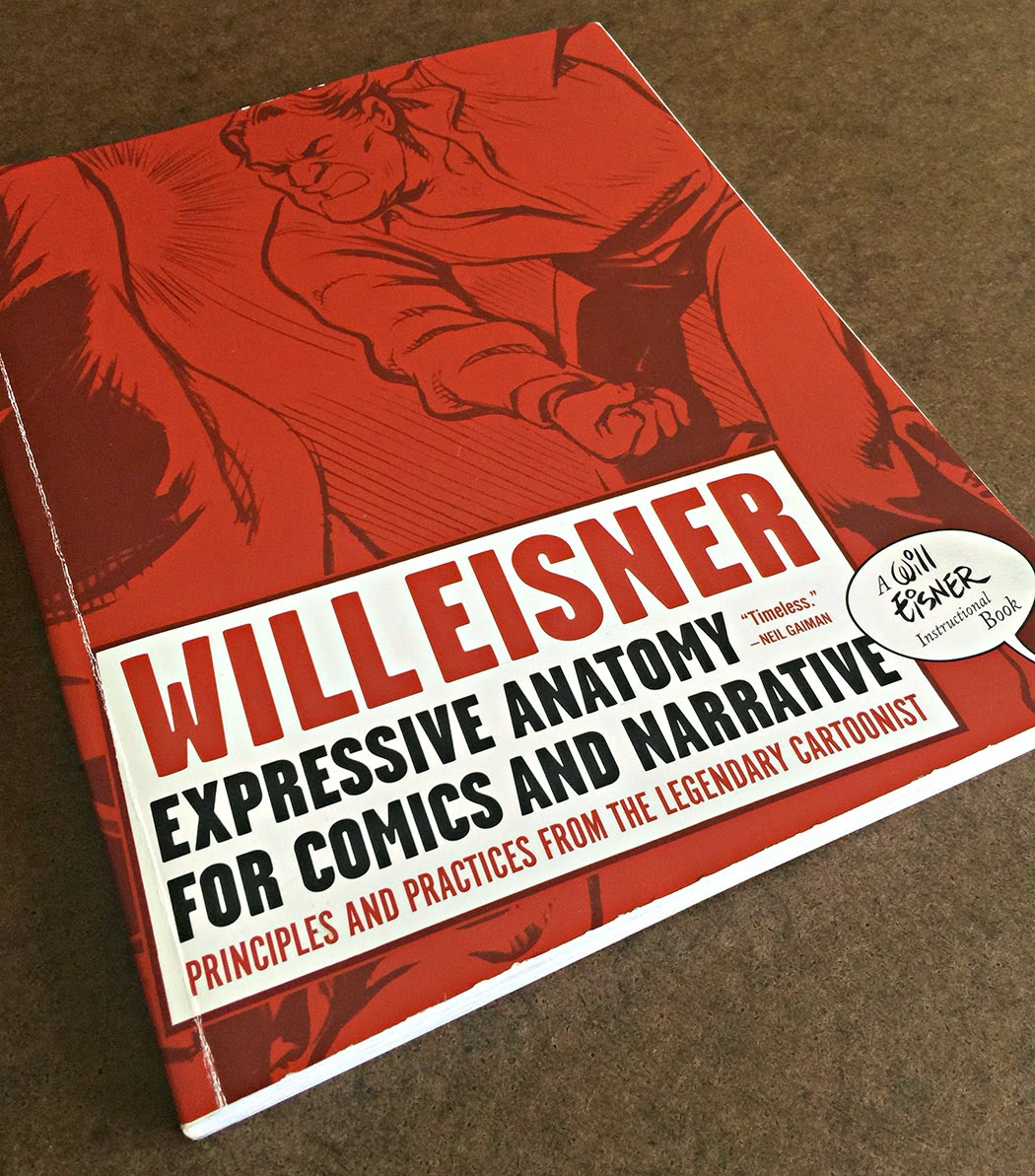 Eisner Expressive Anatomy Pdf