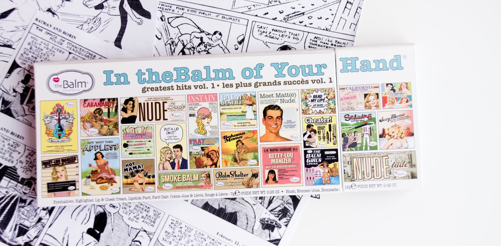 theBalm In theBalm of Your Hand отзывы