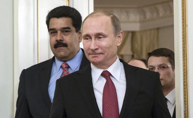Venezuela en default en deuda con Rusia. Presenta impagos por 955 millones de dólares