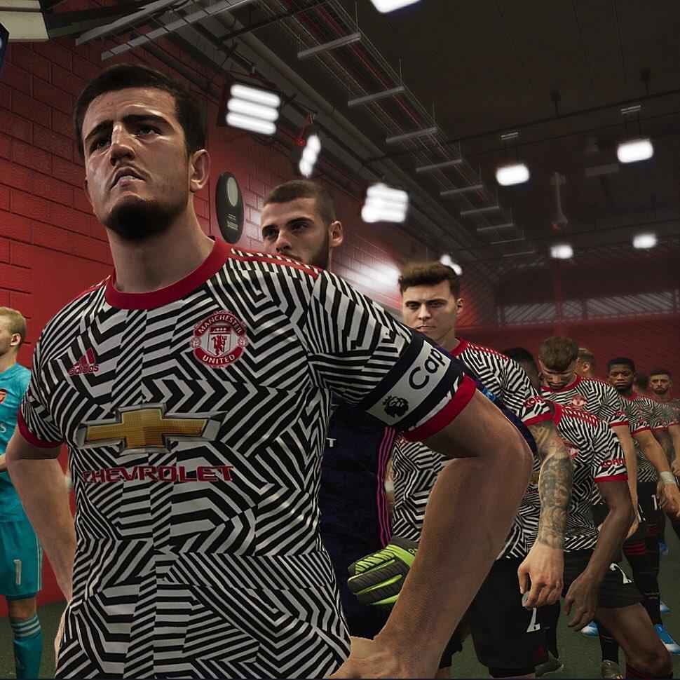 Adidas Manchester United 20-21 Third Kit Prediction ...