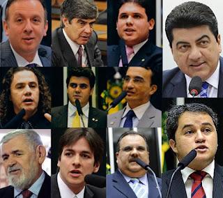 Mesmo contra a vontade do povo, maioria dos Deputados Paraibanos vota para salvar Temer