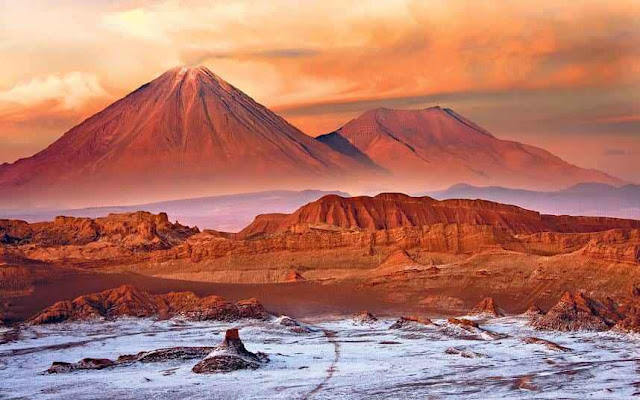 Atacama Desert, North of Chile