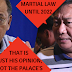 Martial Law until 2022 statement of House Speaker denied by Malacañang