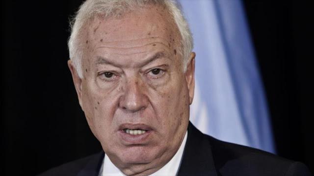 """Canciller español tiene """"serias dudas"""" sobre el Estado de derecho en Venezuela"""