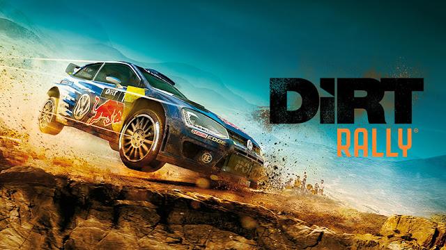 """""""DiRT Rally"""" Hot game đua xe mô phỏng 3D 2015"""