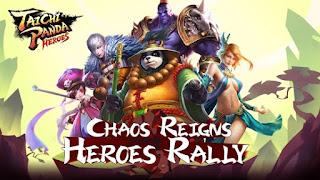 Taichi Panda Heroes Apk (Mega Mod)