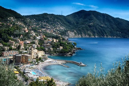 dove alloggiare in liguria
