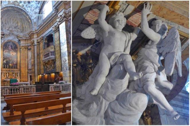 San Luigi dei Francesi en Roma