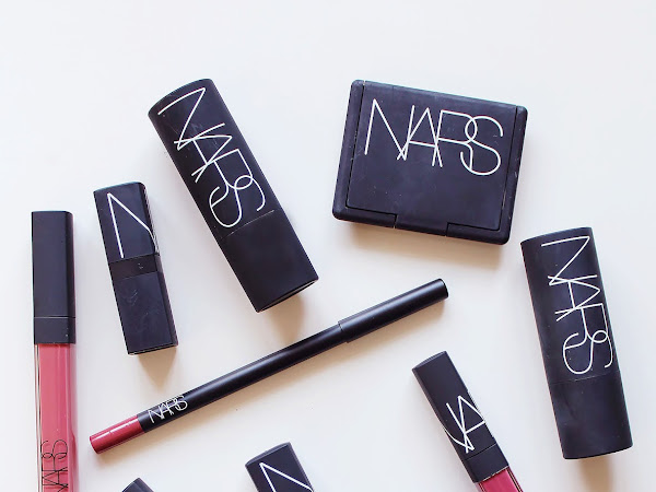 Nars Haul - Including Swatches