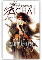 """Andrzej Ziemiański - """"Pomnik Cesarzowej Achai - Tom III"""""""