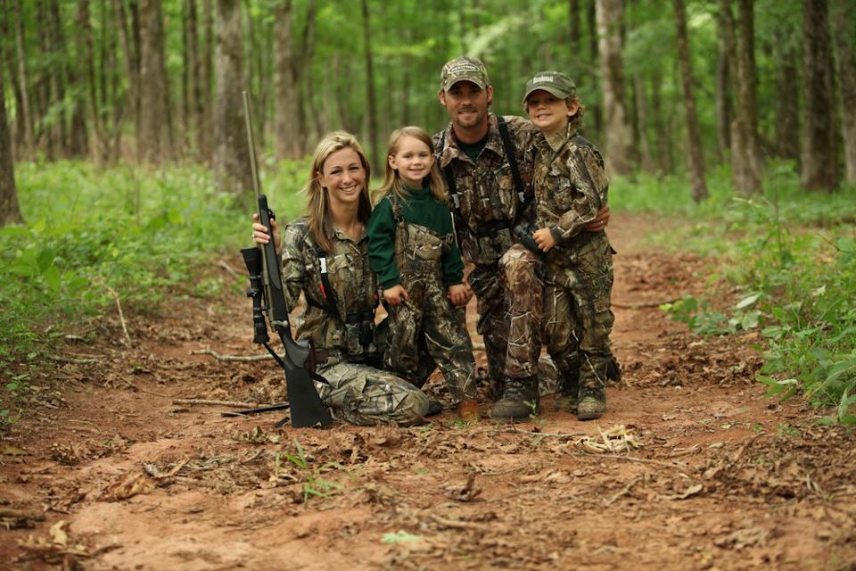 A Little Pink in a Camo World: My Favorite Hunting Shows