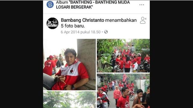 Unggah Foto Kampanye Jokowi, Komisioner KPU Solo Dilaporkan ke Bawaslu