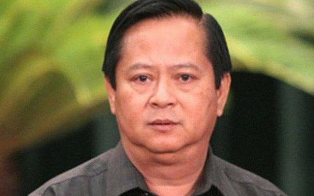 Cựu phó chủ tịch UBND TP HCM Nguyễn Hữu Tín