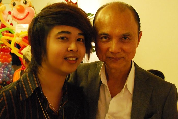 Dato' Jimmy Choo & Our Ambassador