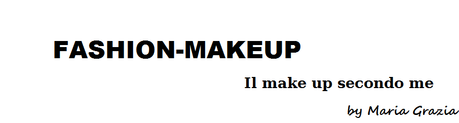 "Fashion Make Up ""Secondo me"""