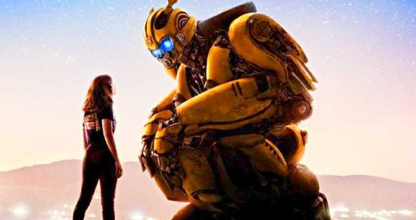 Review Film Bumblebee (2018) indonesia