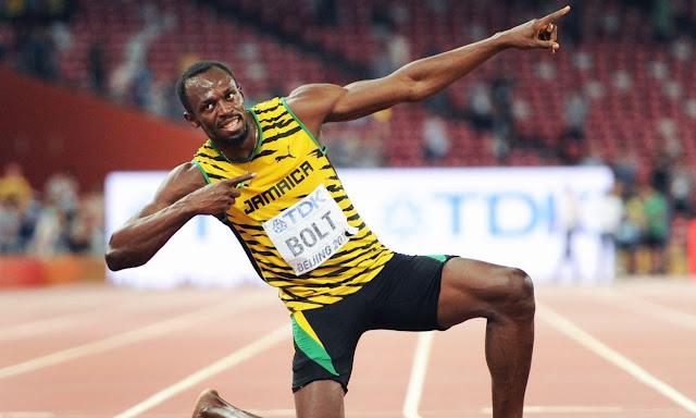 Rio Olympics 2016 Usain Bolt qualifies