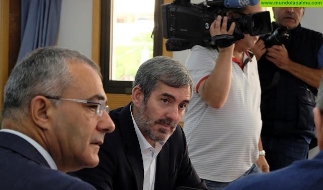 Fernando Clavijo garantiza que los presupuestos de 2019 consolidarán el impulso a los servicios públicos esenciales