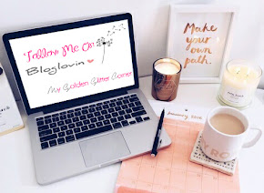 Follow me on BLOGLOVIN' ♥
