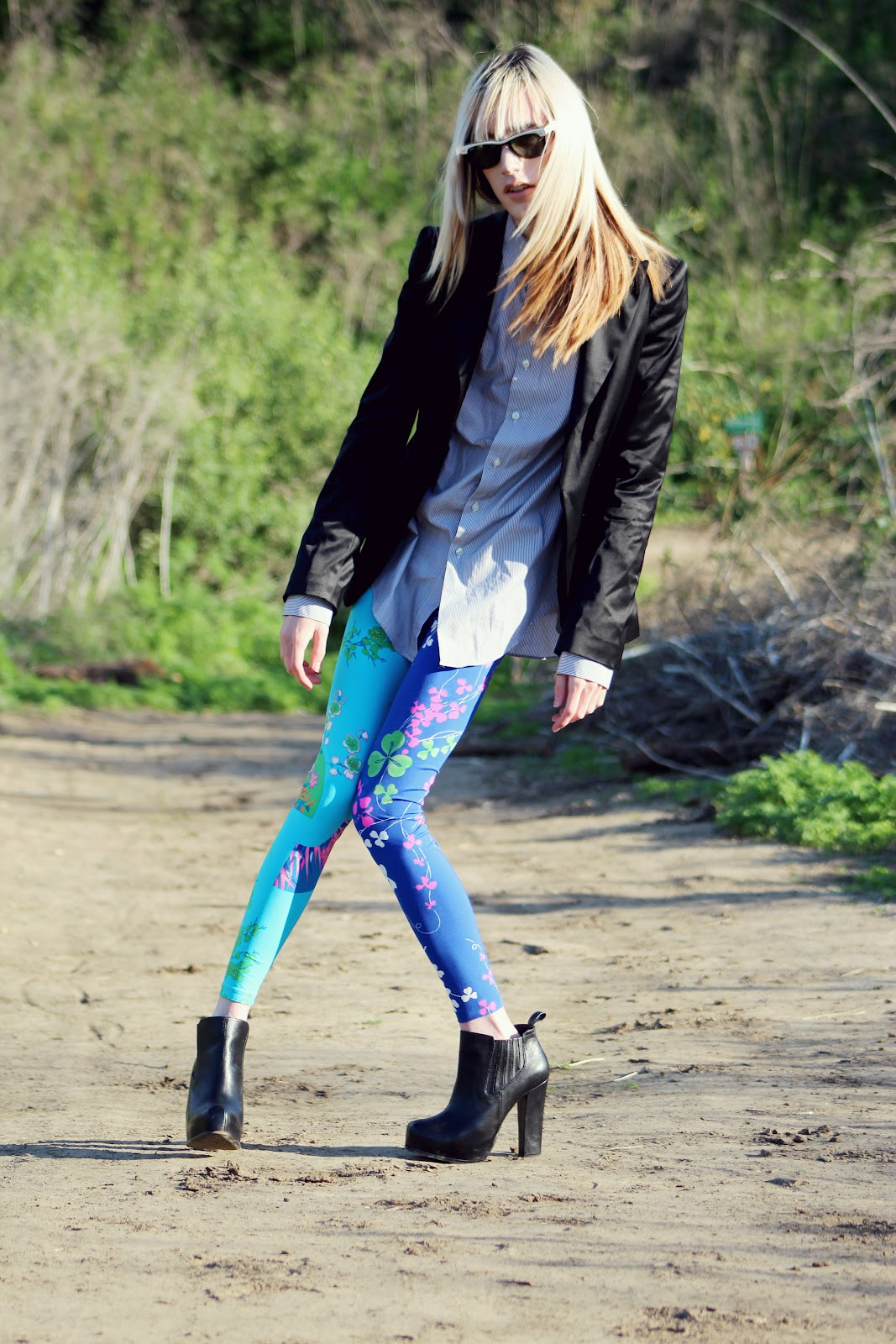 Vomit Fashion: Spring into Hiking