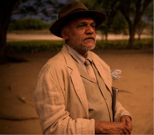 Velho Chico: ator alagoano Chico de Assis participa da sua terceira novela na Globo