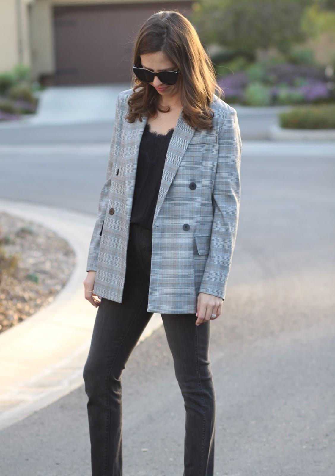 menswear blazer outfit