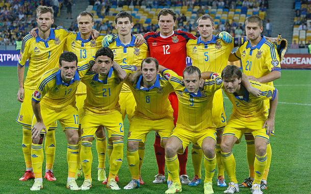 Skuad Resmi EURO 2016 Ukraina