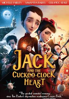 Jack And The Cuckoo-Clock Heart [2014] [DVD5] [Latino]